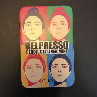 Gelpresso pencil gel liner mini clio