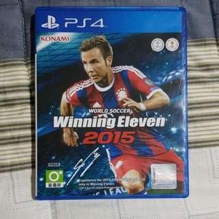 PS4 Winning Eleven 2015