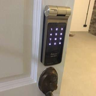 Gateman z10 digital lock