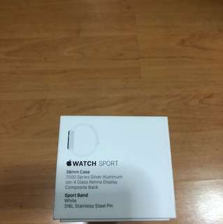 Apple Watch Gen 1 38mm