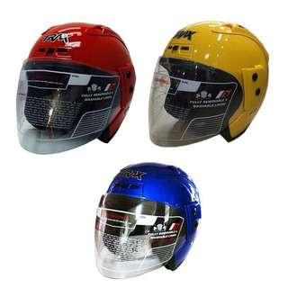 TRAX TR06RR RBY Helmet