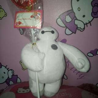 Baymax with heart💘