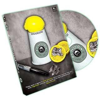 Chop by Craig Petty (DVD + Gimmick) Magic Trick