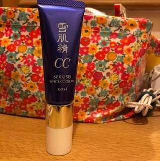 雪肌精CC Cream