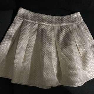 Gold Kikay Skirt