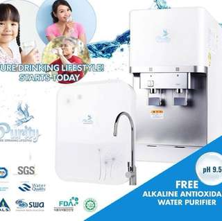 Water treatment/ filters / alkaline water /