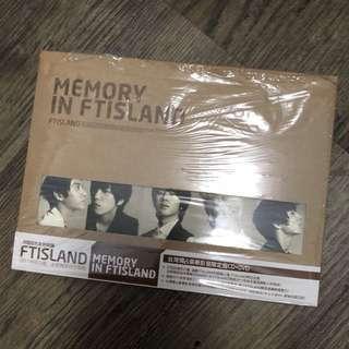 FTISLAND Memory in Ftisland