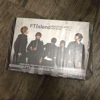 FT Island Beautiful Hit For Asia Vol.2