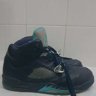 AIR JORDAN 5 PRE GRAPE