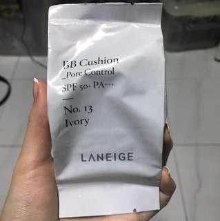 Laneige BB Cushion Pore Control Refill Ivory