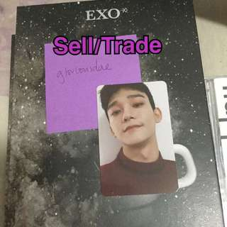 EXO Universe Photocard Chen (colour)
