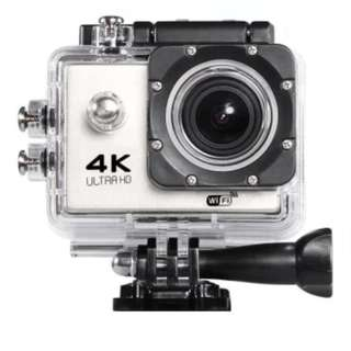 "LAST CHANCE!! 4K Ultra HD 30M Waterproof Action Camera with 2.0"" LCD and WiFi #15OFF"