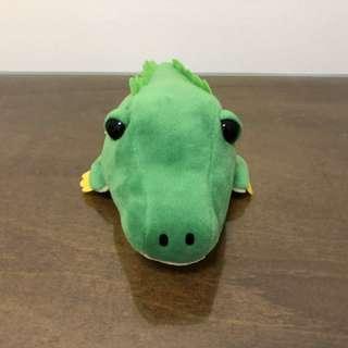 小鱷魚玩偶(贈)