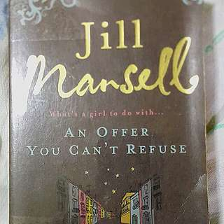 An offer you cant refuse by Jill Mansel