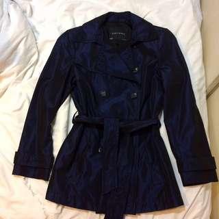 Zara Dark Blue Coat