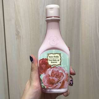 Skinfood Rose Shake Point Makeup Remover 160ml