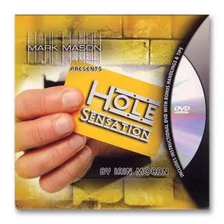Hole Sensation Magic Trick