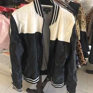 Unisex Topshop Biker jacket