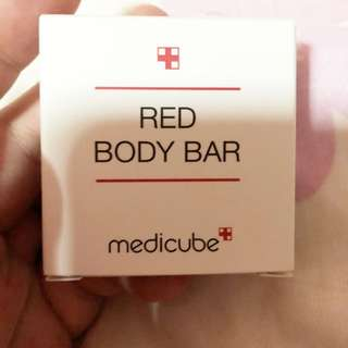 Medicube body bar