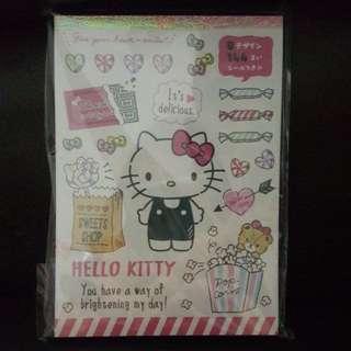 BNIB Hello kitty Notepad