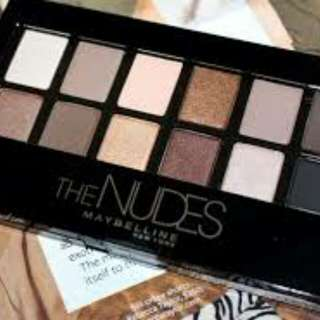 the nude maybelline