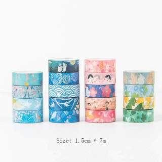 Japan-Themed Washi Tape