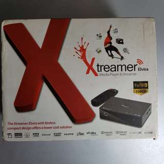 Xtreamer ELVIRA (Media Player & Streamer)