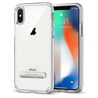 iPhone X case - Ultra Hybrid S