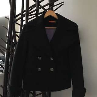 Alice & Olivia wool/cashmere Jacket