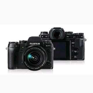 Kredit Kamera FUJI X-T1 Tanpa Kartu Kredit