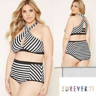 FOREVER21 Big Size Bikini