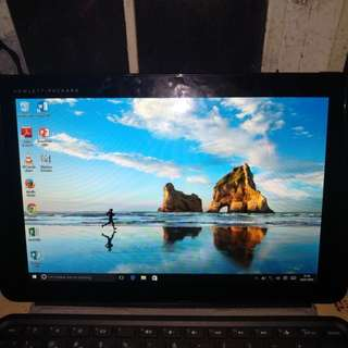 HP Pavillion X2 2-1 laptop
