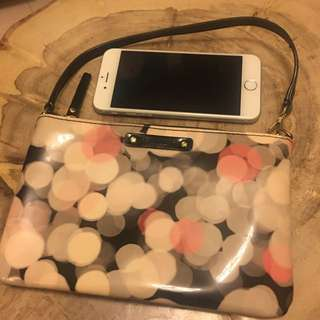 Kate Spade pouch wallet
