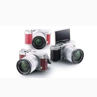 Kredit kamera X-A3 bunga 0%