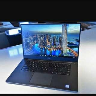 4K Dell XPS 15 9550