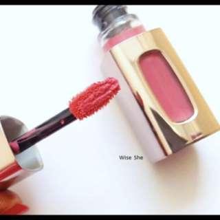 Revlon extraordinaire lip cream