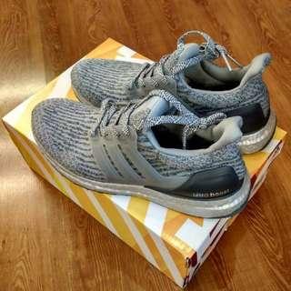 "Adidas Ultraboost 3.0 Limited ""Silver Boost"" UA ORIGINAL BASF BOOST"