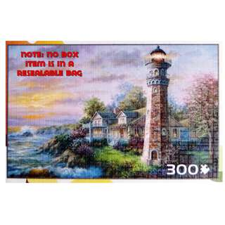 Jigsaw Puzzle - 300 pieces - Majestic Guardian (Pre-Owned)