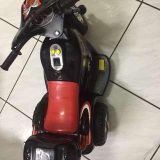 電動摩托車