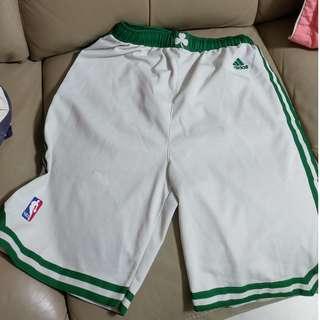 Adidas Boston Celtics NBA波褲