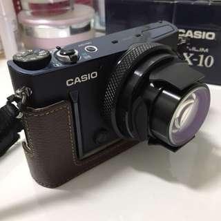 CASIO EX-10 自拍美肌 類單眼 WiFi