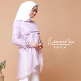 Jasmine Top by Local Signature