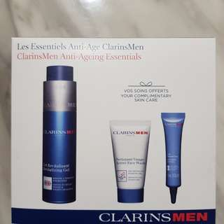 Clarins Travel Set