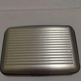 Daiso Namecard Holder (Silver)
