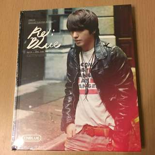 CNBLUE Re:Blue Special Limited Edition 韓版