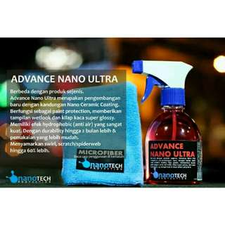 Advance Nano Ultra Nano Ceramic Coating