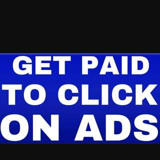 $ $ Get paid for ads $ $