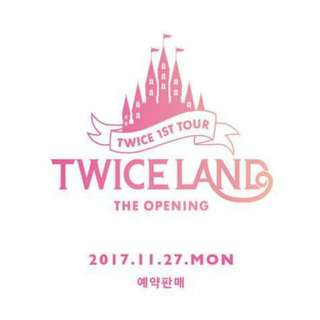 [WTB] TWICELAND DVD