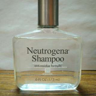 NEUTROGENA Anti-residue Shampoo (140ml)