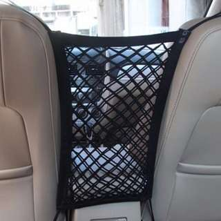 Car Seat Storage and Protection Mesh